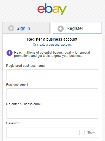 Starting An Ebay Business Uk Your 10 Step Guide Expandly